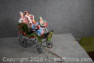 Christmas Carriage