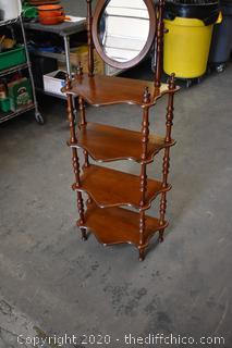 Courier Shelf