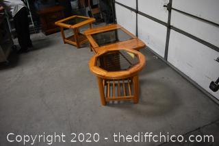 3 Tables