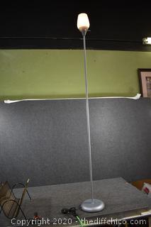 Working Pole Lamp