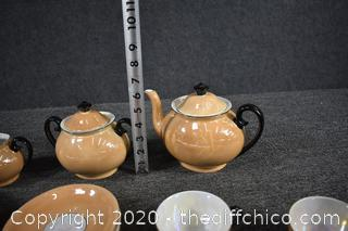 20 Pieces of China Made in Czechoslovakia pattern is Laurel