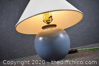 Working Lamp w/shade