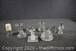 12 Pieces of Glass