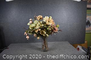 Artificial Floral Arrangement