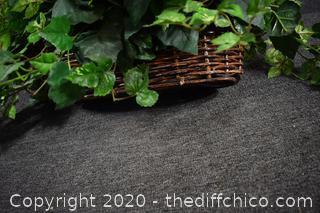 3 Artifical Plants