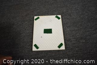 In and Out Tile - 6in x 8in