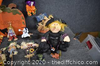 Halloween Lot