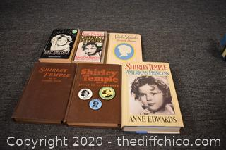 Shirley Temple Books