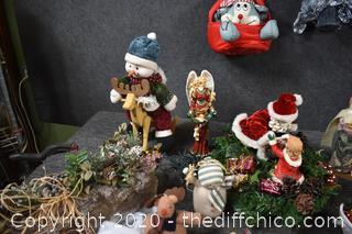 Christmas Lot