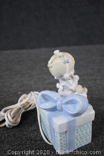 Working Collectible Precious Moments Light