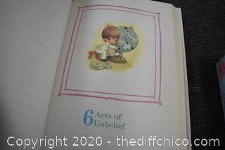 Collectible Precious Moments Book and More