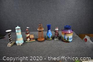 7 Light Houses and More