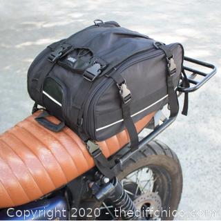 Vuz Moto Expandable Tail Bag (J12)