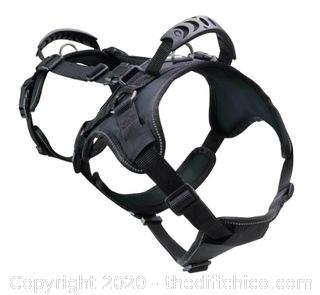 Frontpet Heavy Duty Double Back Dog Harness - Medium (J20)