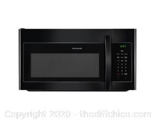 Frigidaire 30 Inch Wide 1.6 Cu. Ft. 1000 Watt Over-the-Range Microwave (J24)