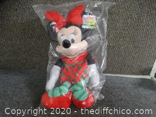 New Minnie Mouse Doll