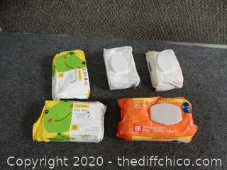 New Baby Wipes
