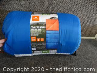Cool Weather Sleeping Bag
