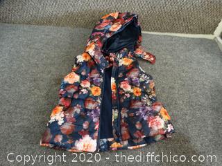 H&M Toddler Vest Removable Hood 2Y