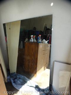 2 Mirror Pieces See pics