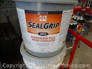 Seal Grip Permanizer Plus Wood Stabilizer