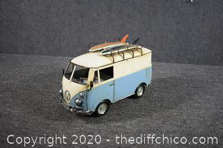 All Metal Volkswagen Bus
