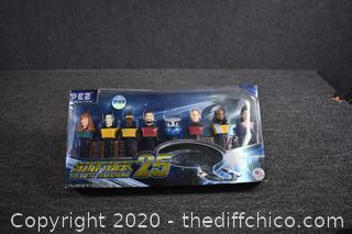 NIB Star Trek Pez Dispensers