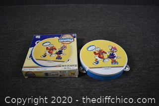 Disney Tambourine w/Box
