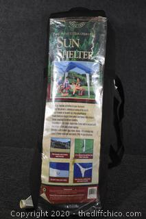 Untested Sun Shelter w/Case