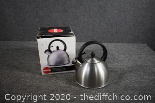 Used Tea Pot