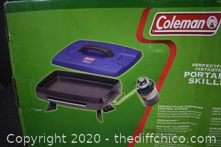 Coleman NIB Portable Skillet