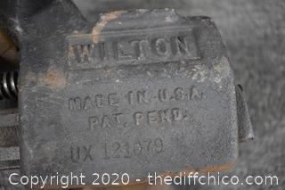 Wilton 4in Vise