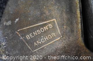 Benson's Anchor