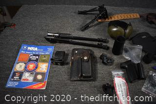NRA Items