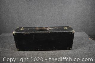 Vintage Saxophone w/case