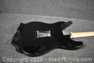 39in long Spectrum Electric Guitar