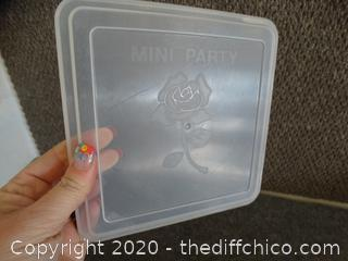 Mini Party Dish