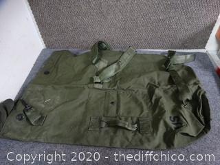 U.S. Military Duffle Bag