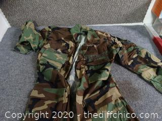 U.S. Military Shirt