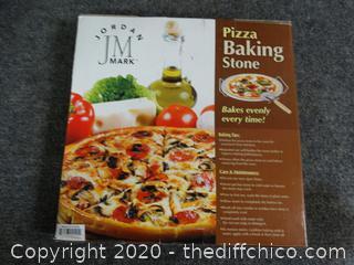 Jordan Mark Pizza Baking Stone