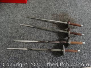 Shish Kabobs Sticks