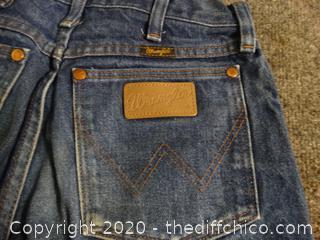 Wrangler Jeans 28x 32