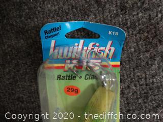 Kwik fish Lure
