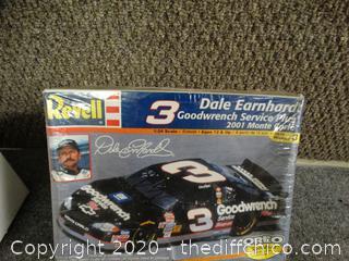 Dale Earnhardt Car Model new