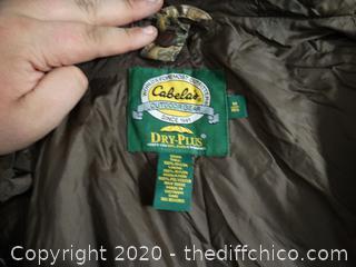 Cabela's Dry Plus JACKET MED