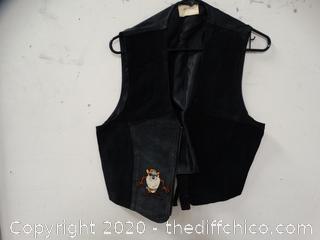 Looney Tunes Leather vest