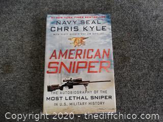 Chris Kyle  American Sniper Book