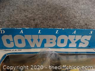 Dallas Cowboys Toy Truck
