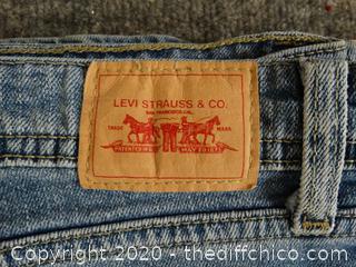 Levis 15M
