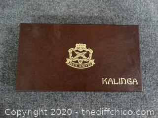 Kalinga Knife With Case